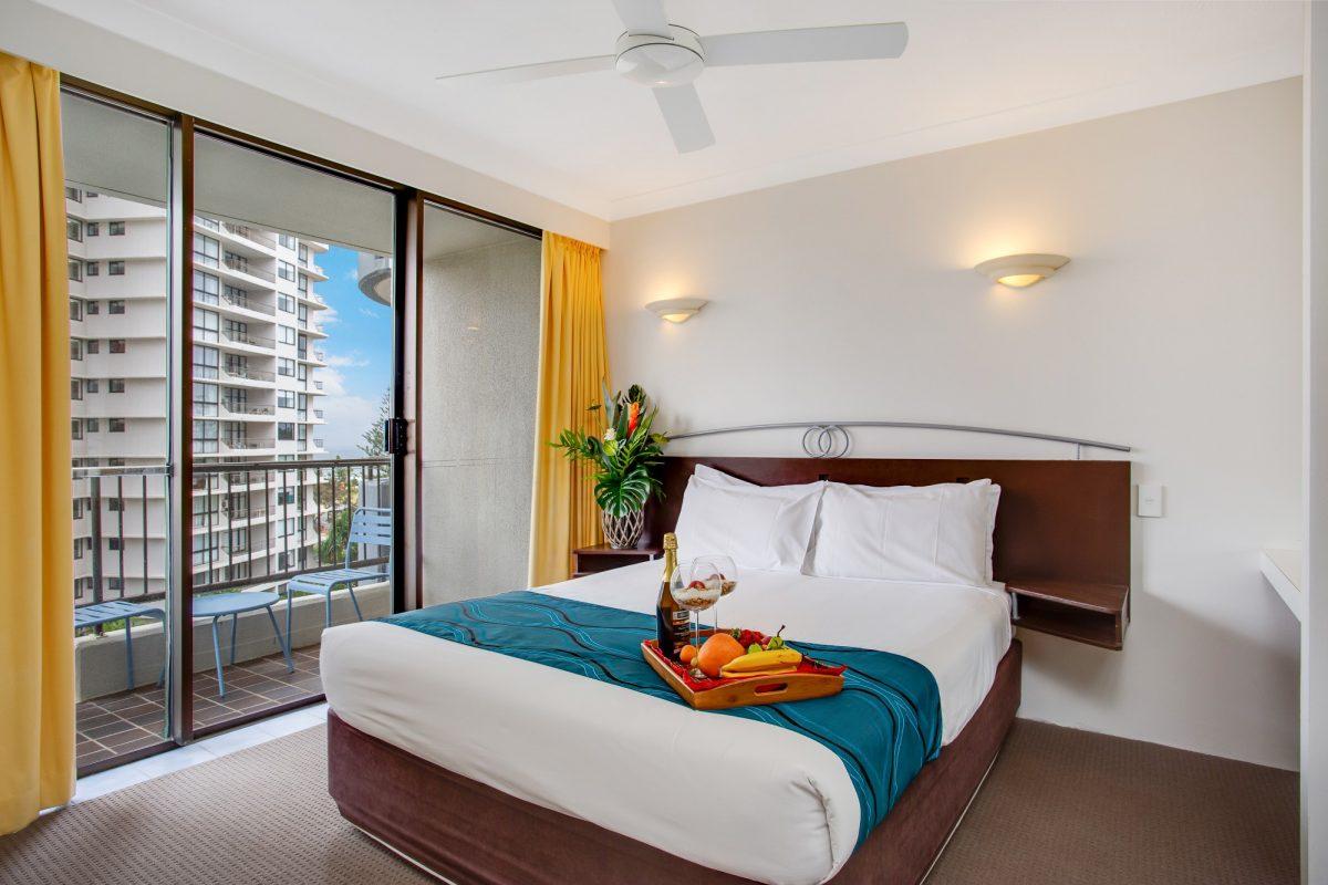 2 Bedroom Standard Master Bedroom